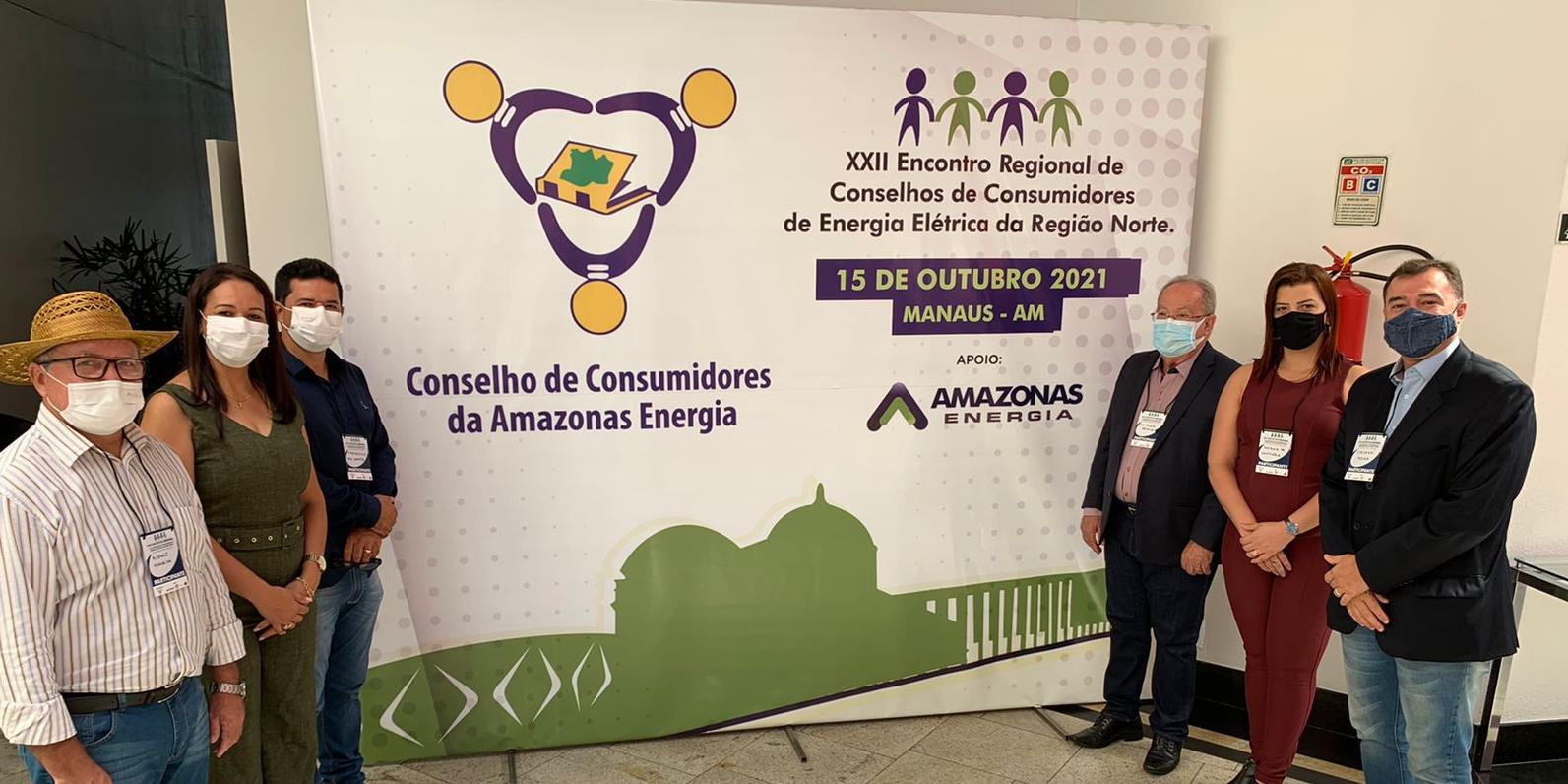 CEETO discute questões do sistema elétrico e apresenta ações durante encontro em Manaus